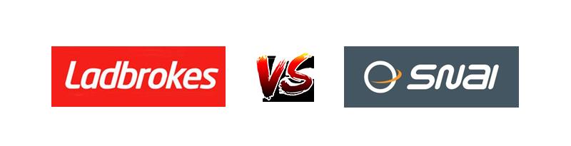 Ladbrokes vs Snai